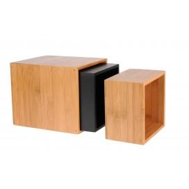 Cubo peq bambú (para dar altura)