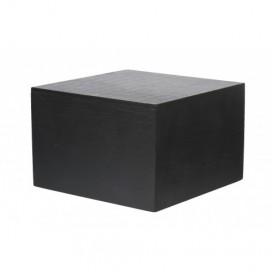 Cubo grande negro (para dar altura )