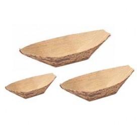 Barquitas de bambú 100 uds