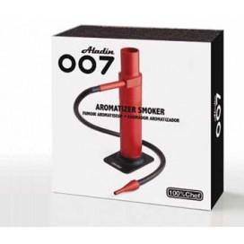 Aladín 007, ahumador para coctelería