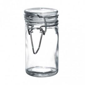 Tarro cristal 8 cl. 96 uds
