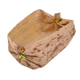 Paquetito de hoja de bambú 100 uds