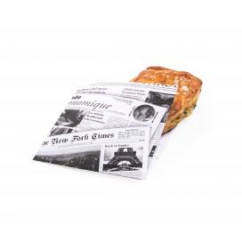 Kebab sobre papel periódico 100 uds.