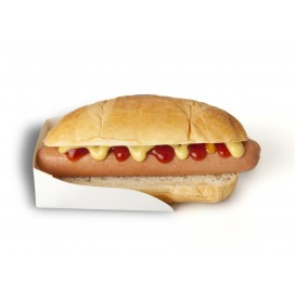 Mini hot dog100 uds.
