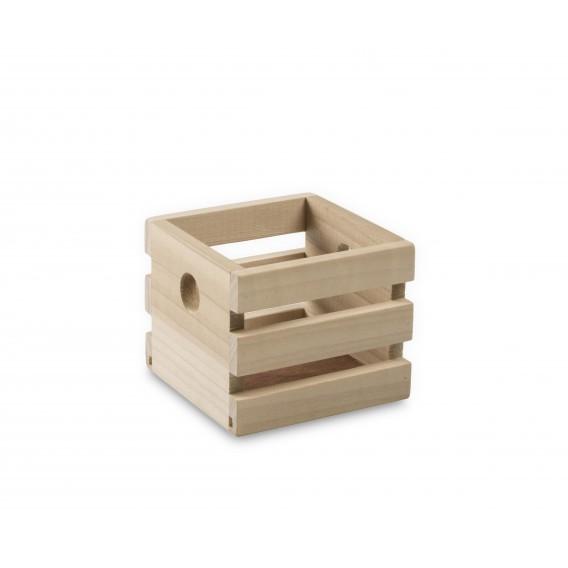 Caja madera colores M