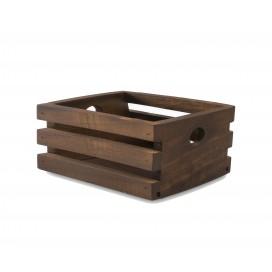 Caja madera colores L