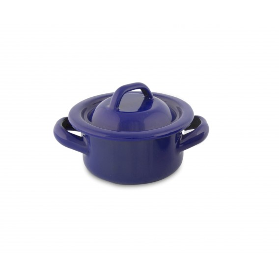 Cacerola azul 6 uds