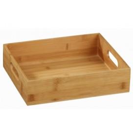Caja de madera 5 uds