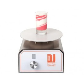 Dj Decor Food Turntable 1 ud