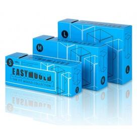 Easymould cuadrado 100 uds