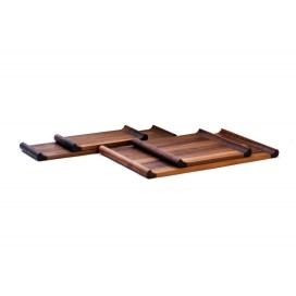 WALNUT CANAPÉ PLINTH BOARDS